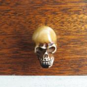 Shabby Restore Skulls Resin 3.8cm Knob Pull