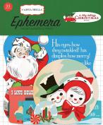 Carta Bella Paper Company a Very Merry Christmas Ephemera