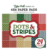 Echo Park Paper Company Christmas 6x6 Paper Pad
