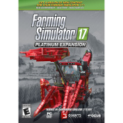 Farming Simulator 17 Platinum Edition Expansion Pack