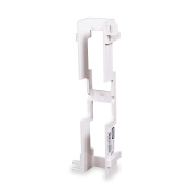 White Standoff Bracket, 1 EA, For Use With Termination Type