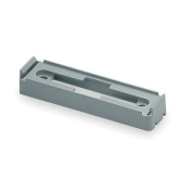 GROTE 43780 Bracket, Polycarbonate, 4 1/16Lx1 1/16W In