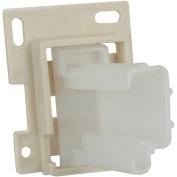 """JR Products 70715 Universal RV Drawer Slide Socket Set """"Question Mark"""" Shape"""