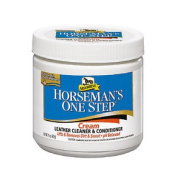 Absorbine Horsemans One Step Leather Tack Cleaner & Conditioner 425g