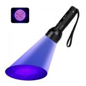 Oxyled Uv Flashlight,uv Torch Blacklight, 51 Led Uv Flashlight Pets Urine