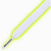 Mr Lacy Flatties Laces - Glow In The Dark