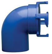 Prest-O-Fit 1-0020 Blueline 90. Hose Adapter