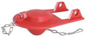 KORKY 2001X Toilet Flapper, Red