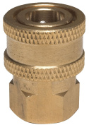 Quick Connect Coupler, 1/4 (F)NPT - 1MDG6