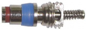 KEN-TOOL 29986 Replacement Valve Cores, Silver, Brass