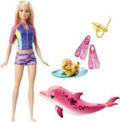Barbie Dolphin Magic Beach Doll