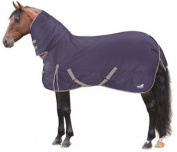 Masta Basics Fixed Neck Turnout Horse Rug 200g Waterproof & Breathable All Size