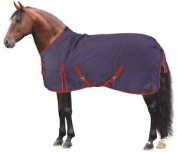 Masta Basics Std Neck Turnout Horse Rug 200g Waterproof & Breathable All Sizes