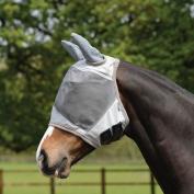 Masta Uv Fly Mask Ear Protection Mesh Horse Pony Yard Stable Field Welfare Care
