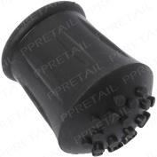 """Walking Stick Grip Cap End Ferrule Replacement 25mm 1"""" Spare Pad Crutch Cane"""