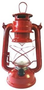 Retro Style Led Storm Hurricane Camping Lantern Red
