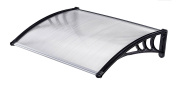 Archimede Archimede Canopy, Plastic, Black
