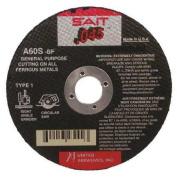 UNITED ABRASIVES-SAIT 23099 Abrasive Cut-Off Wheel, 10cm . dia., 60G