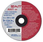 1 Cut-Off Wheel, United Abrasives-Sait, 23051