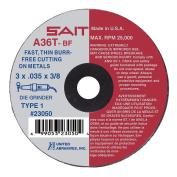 UNITED ABRASIVES-SAIT Cut-Off Wheel 23069