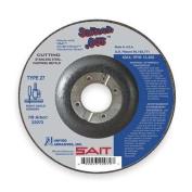 Type 27 Abrasive Cut-Off Wheel, United Abrasives-Sait, 22068