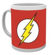 DC Comics The Flash Logo Mug, Multi-Colour