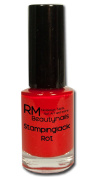 RM Beautynails Stamping Nail Varnish 5 ml Red