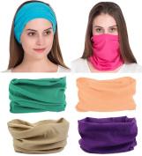 Sports Seamless Tube Headwear Bandana Scarf Multifunctiona
