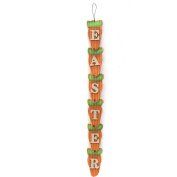Easter Wal-mart 60cm Carrot Wall Decor