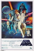 Trends International Star Wars V One sheet Collector's Edition Wall Poster 60cm x 90cm