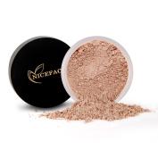 Fullfun Women Beauty Skin-made Makeup Powder Bright Colour Matte Powder Loose Powder