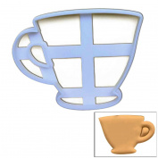 Teacup cookie cutter, 1 pc, Ideal for high tea party