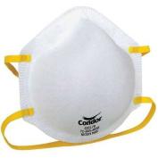 Condor 22EL79 Universal White Disposable Particulate Respirator