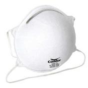Condor 22EL78 Universal White Disposable Particulate Respirator