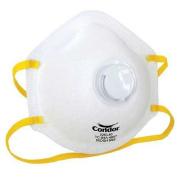 Condor 22EL80 Universal White Disposable Particulate Respirator
