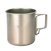 Timberbrother 420ml Titanium Outdoor Camping Mug No Cover