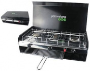 Yellowstone Grill And Lid Double Burner - Multi-colour
