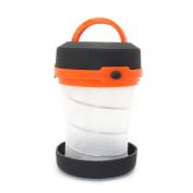 Selftek Foldable Camping Lantern Led Emergency Fishlight For Hiking Fishing