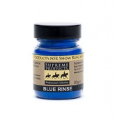 Supreme Products Supreme Professional Blue Rinse 30 Gm Horse Equine Grooming