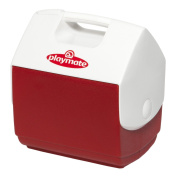 Igloo 6-can Capacity Mini Playmate Cooler Red