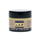 Supreme Professional Make-up Eye Gloss 50g Horse Equine Show Grooming