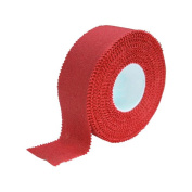 2.5cm Trainer's Tape Red