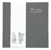 Mamas & Papas Baby Record Book Heritage
