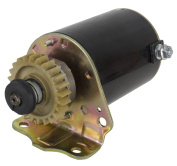 NEW 12V CCW 24 TOOTH STARTER MOTOR FITS BRIGGS & STRATTON VARIOUS APPLICATIONS 498149
