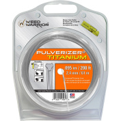 Weed Warrior Replacement Titanium Trimmer Line .95, 60m Large Donut
