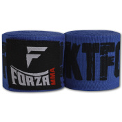 Forza MMA 460cm Mexican Style Boxing Handwraps - KTFO Royal Blue