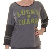 2KUHL Charcoal T-Shirt 3/4 Sleeve Size L NWT - Movaz