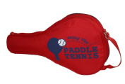 Paddle Tennis Racket Holder, Red