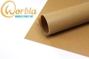 Worblas Finest Art Sheet Size M (70cm x 48cm Sheet) Thermoplastic Material for Cosplay and Crafts
