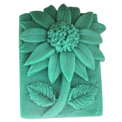 3D Sunflower C223 Craft Art Silicone Soap mould Craft Moulds DIY Handmade Candle mould Chocolate Mould moulds